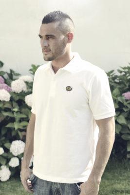 Nooch-polo_Blanc-Homme-profil