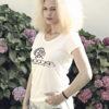 Nooch-tshirt_Blanc-Femme-profil