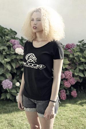 Nooch-tshirt_Noir-Femme-profil