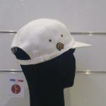 casquette nooch blanche ecusson2